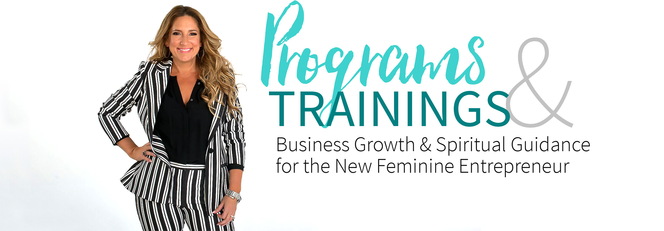 Mentorship & Training Programs by Gina DeVee