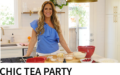 Chic Tea Party