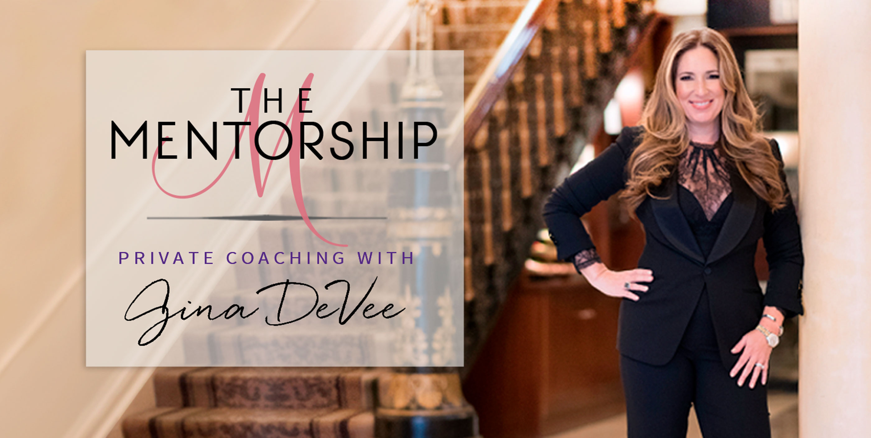 The Mentorship By Gina DeVee
