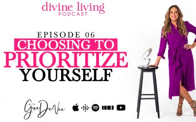 Choosing to Prioritize Yourself